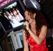 Katie Halliday, Wedding Singer